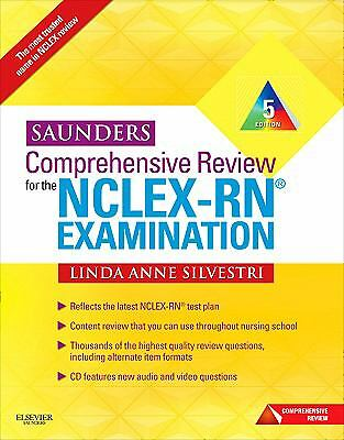 Saunders Comprehensive Review for the NCLEX-RN® Examination (Saunders Comprehens