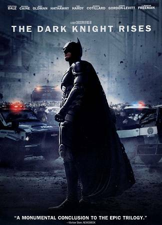 The Dark Knight Rises (+Ultraviolet Digital Copy) by