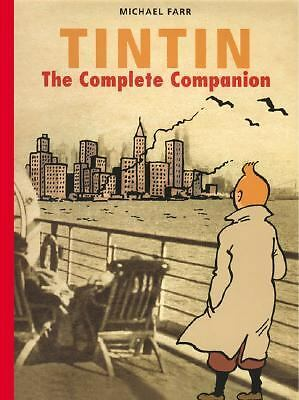 Tintin: The Complete Companion - Michael Farr - New Condition