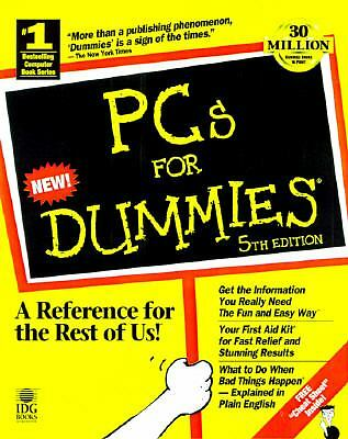 PCs for Dummies, Gookin, Dan, Acceptable Book
