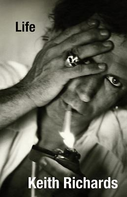 Life - Keith Richards - Good Condition