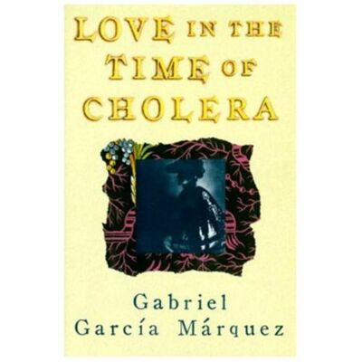 Love in the Time of Cholera - Gabriel Garcia Marquez - Good Condition
