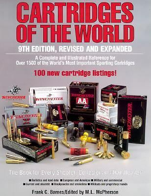Cartridges of the World (Cartridges of the World, 9th ed) by Barnes, Frank C.,