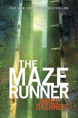 The Maze Runner (Maze Runner Trilogy, Book 1), James Dashner, Good Book