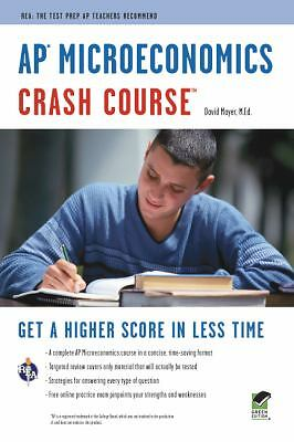 AP Microeconomics Crash Course (Advanced Placement (AP) Crash Course), Advanced