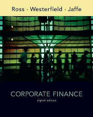 Corporate Finance with S&P card, Stephen A. Ross, Randolph W Westerfield, Jeffre