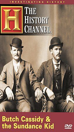 Investigating History - Butch Cassidy & the Sundance Kid (History Channel) by