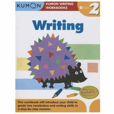 Grade 2 Writing (Kumon Writing Workbooks)  Kumon Publishing