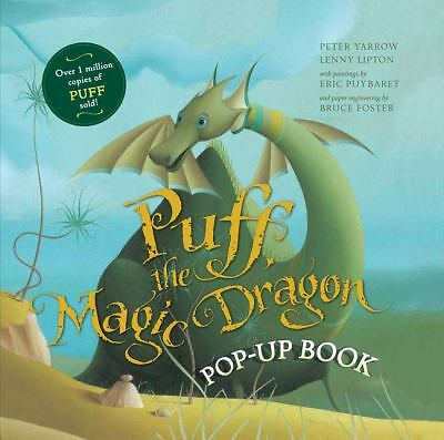 Puff, the Magic Dragon Pop-Up by Yarrow, Peter, Lipton, Lenny, Foster, Bruce