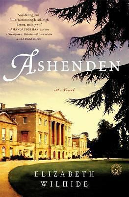 Ashenden: A Novel - Wilhide, Elizabeth - New Condition