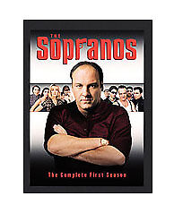 The Sopranos: Season 1 by James Gandolfini, Edie Falco, Dominic Chianese, Nancy