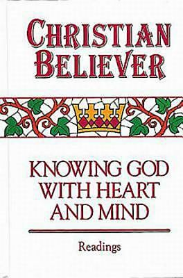 Christian Believer Book of Readings, , Good, Books