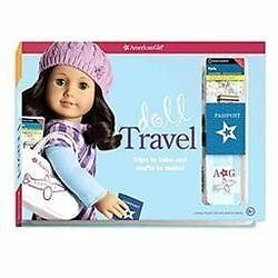 Doll Travel: Trips to take and crafts to make! (American Girl),Magruder, Trula,