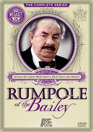 Rumpole of the Bailey: The Complete Series Megaset by Leo McKern, Peggy Thorpe-