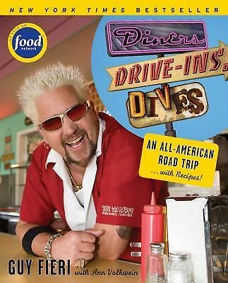 Diners, Drive-ins and Dives: An All-American Road Trip . . . with Recipes! (Food