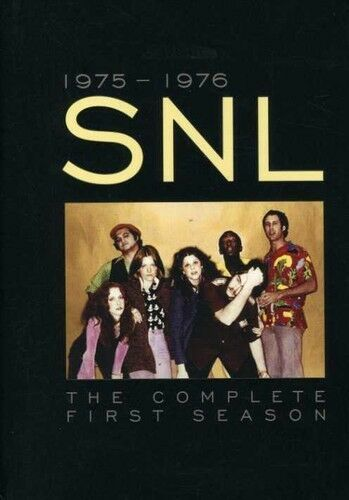 Saturday Night Live: The Complete First Season, 1975-1976 by Dan Aykroyd, Cheve