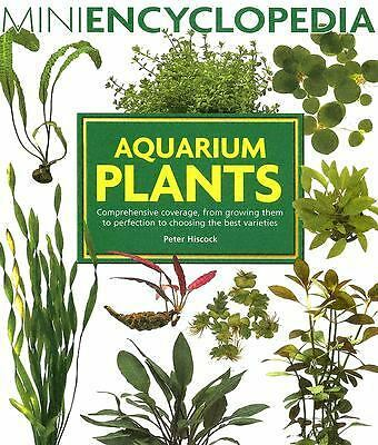 Aquarium Plants (Mini Encyclopedia Series for Aquarium Hobbyists), Hiscock, Pete