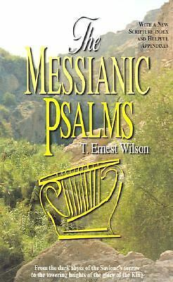 Messianic Psalms (Devotional Delights), Wilson, T. Ernest, Good Book