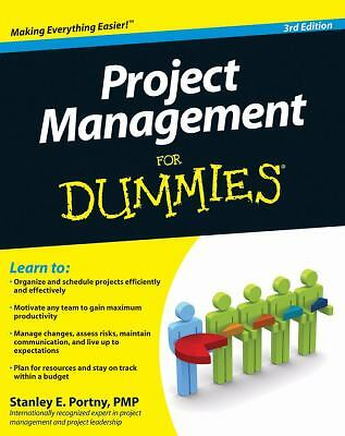 Project Management For Dummies by Portny, Stanley E.