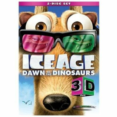 Ice Age 3 3D, Good DVD, ,