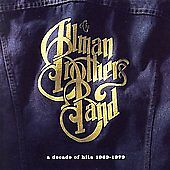 A Decade of Hits 1969-1979, Allman Brothers Band, Very Good
