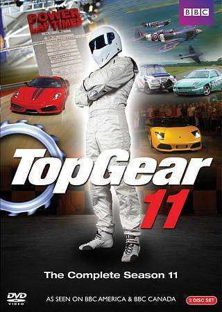 Top Gear: The Complete Season 11, Very Good DVD, May, James, Hammond, Richard, C