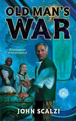 Old Man's War, Scalzi, John, Good Book