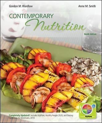 Contemporary Nutrition,Smith, Anne, Wardlaw, Gordon,  Acceptable  Book
