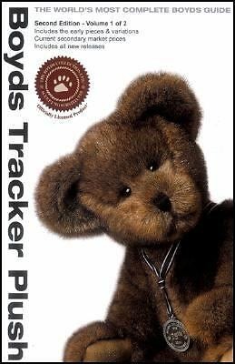 Boyds Tracker Plush: Value Guide, Second Edition, Vol. 1 of 2, , Acceptable Book