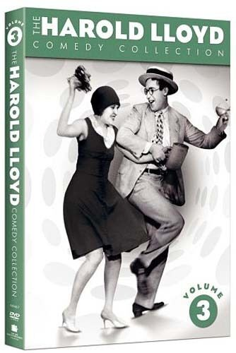The Harold Lloyd Comedy Collection Vol. 3, Very Good DVD, Eddie Fetherston, Robe