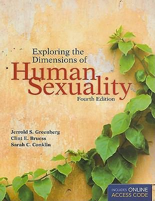 Exploring The Dimensions Of Human Sexuality, Conklin, Sarah C., Bruess, Clint E.