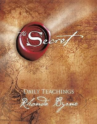 The Secret Daily Teachings, Byrne, Rhonda, Good Book