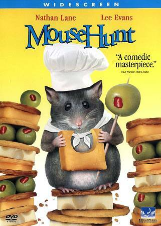 Mousehunt by Maury Chaykin, Eric Christmas, Lee Evans, Nathan Lane, Vicki Lewis