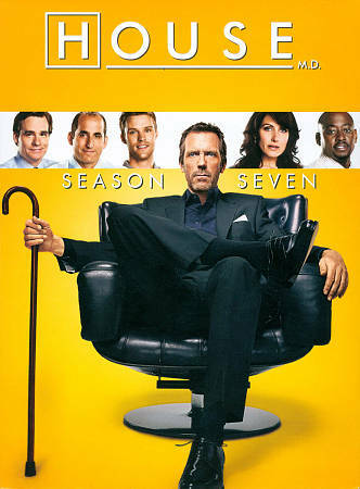 House, M.D.: Season 7, Very Good DVD, Olivia Wilde, Peter Jacobson, Jesse Spence