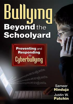 Bullying Beyond the Schoolyard: Preventing and Responding to Cyberbullying - Jus