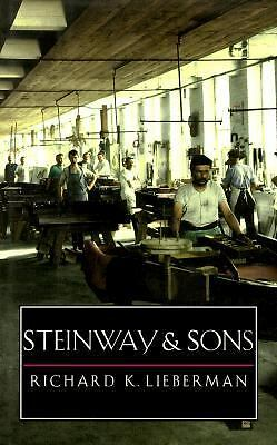 Steinway and Sons, Lieberman, Dr. Richard K., Acceptable Book