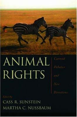 Animal Rights: Current Debates and New Directions, , Acceptable Book