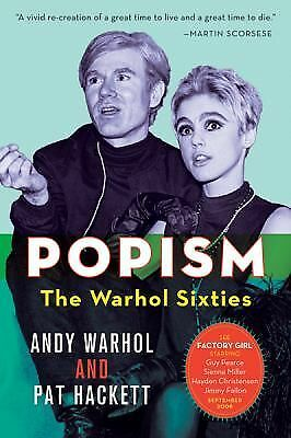 POPism: The Warhol Sixties, Andy Warhol, Pat Hackett, Acceptable Book