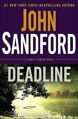 Deadline (A Virgil Flowers Novel)  Sandford, John