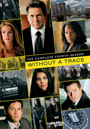 Without a Trace: The Complete Fourth Season by Anthony Lapaglia, Poppy Montgome