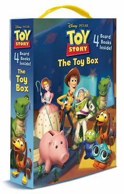 The Toy Box (Disney/Pixar Toy Story) (Friendship Box), Depken, Kristen L., Good