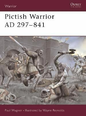 Pictish Warrior AD 297-841 by Wagner, Paul