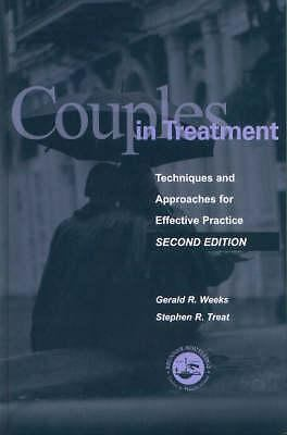 Couples in Treatment, Treat, Stephen, Weeks, Gerald, Good Book