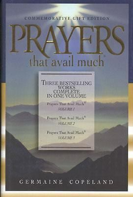 Prayers That Avail Much: Three Bestselling Works Complete in One Volume, Germain