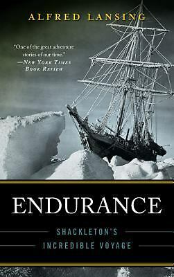 Endurance: Shackleton's Incredible Voyage, Alfred Lansing, Good Book