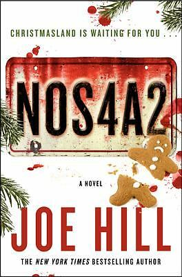 NOS4A2: A Novel  Hill, Joe