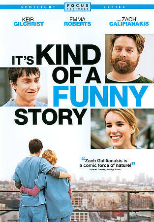It's Kind of a Funny Story by Zach Galifianakis, Keir Gilchrist