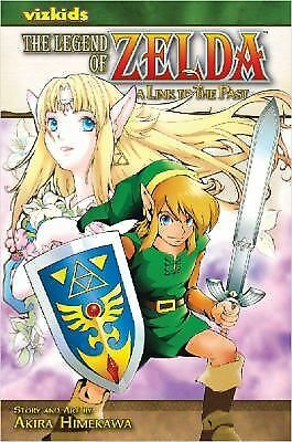The Legend of Zelda, Vol. 9: A Link to the Past, Akira Himekawa, Good Book