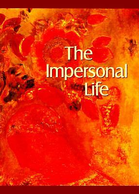 The Impersonal Life, Joseph Benner, Good Book