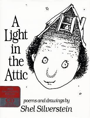 A Light in the Attic (20th Anniversary Edition Book & CD), Shel Silverstein, Goo